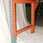 Cantilever Bolt-On Front Leg Frame Base Kit