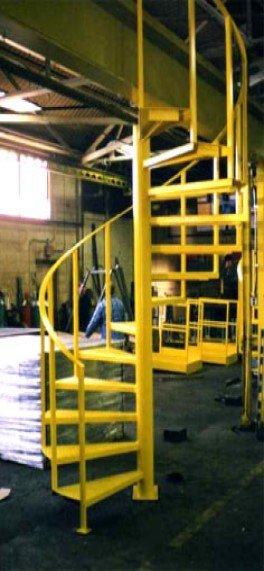 spiral-stairway